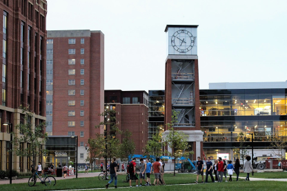Clock Tower, Ohio State University